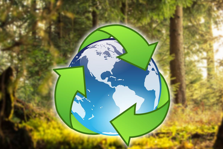 Nachhaltigkeit auf dem Weg zum Behandlungstermin - mit dem Fahrrad, zu Fuß oder dem Bus – Umwelt und Klima schonen und Punkte sammeln.